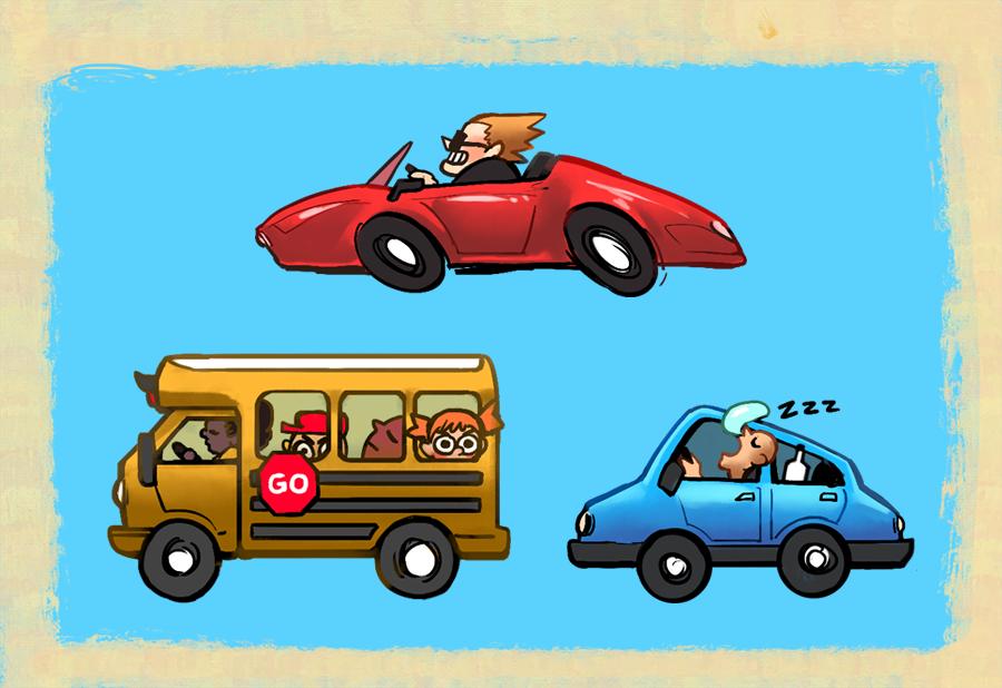 Car assets