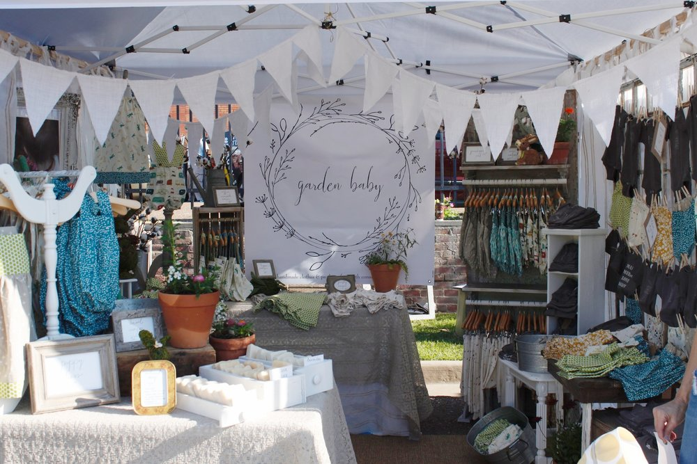 Last year's Maker's Fair booth