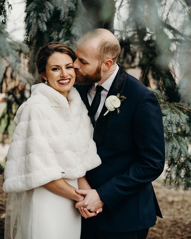 Hope everyone is warm & safe on this snow day!! ❄️❤️👰: Kelsey 📷: @sherinebphoto // #GetBeFitted #BeFitted #NoVA #WashingtonDC #WeLoveOurCustomers #WinterBride #SnowDay #Bride #Engaged #Wedding #Alexandria #OldTownAlexandria
