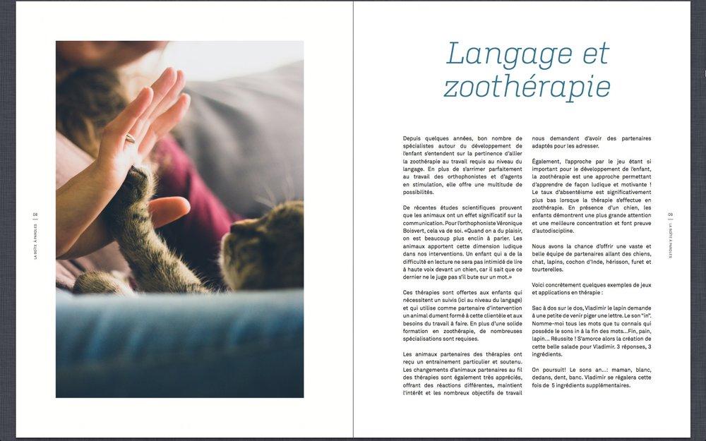 Artcile magazine Boite à Paroles, num 6, juillet 2018.jpg