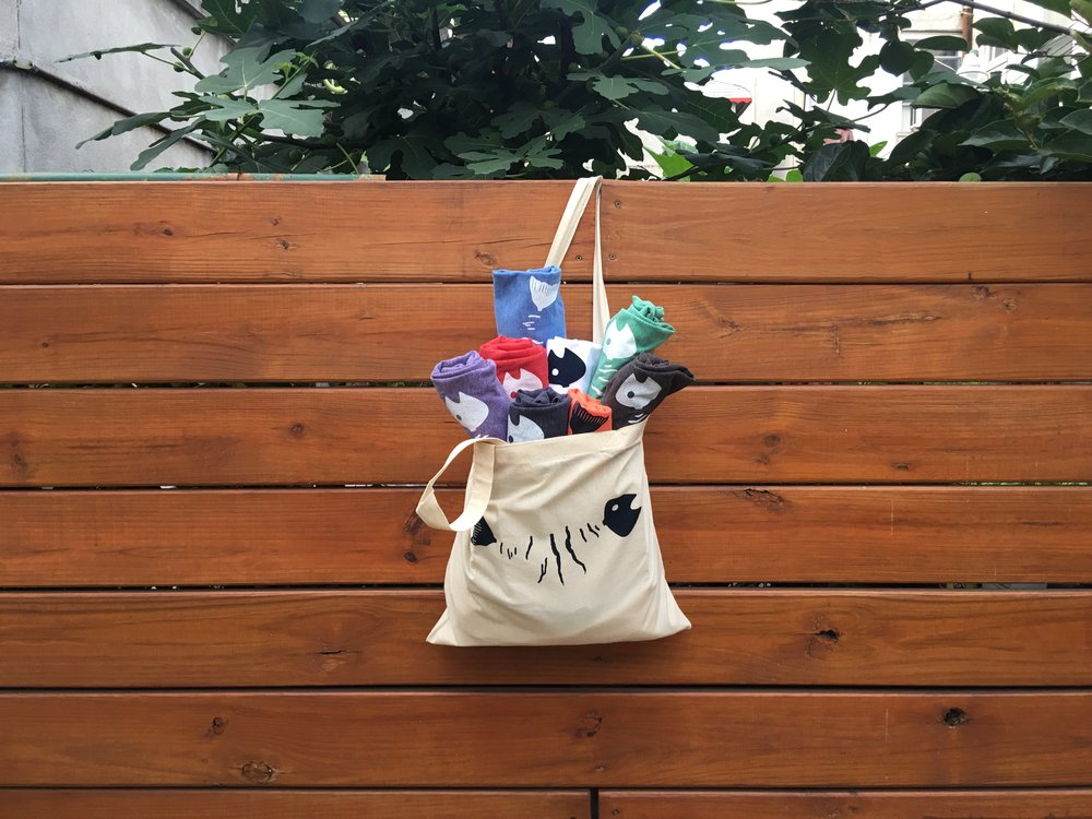 Shirts in a Bag
