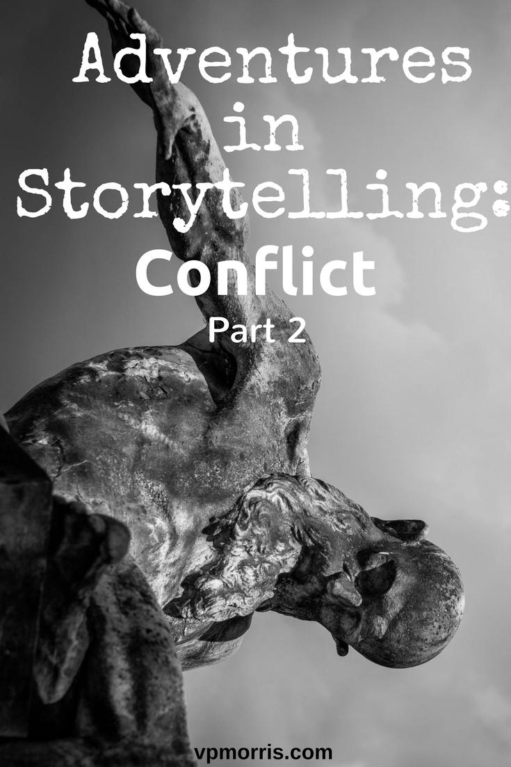conflict part 2 long