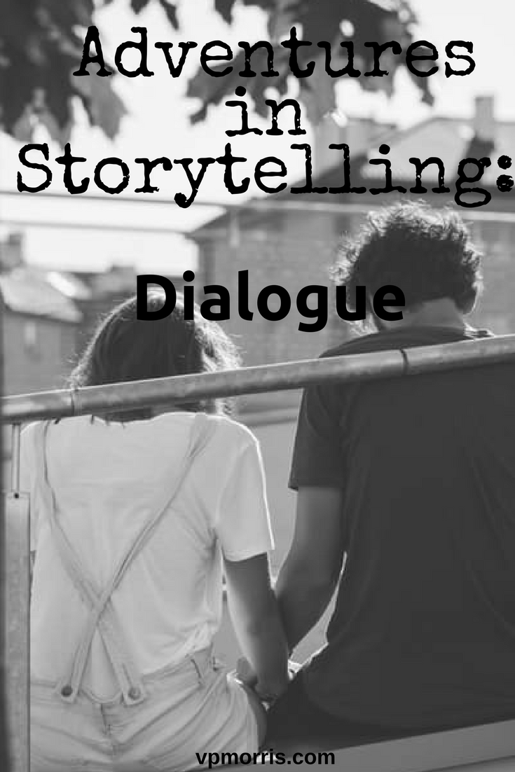 dialogue pinterest
