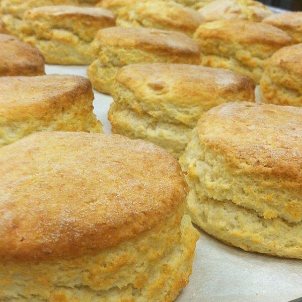 Brunch: biscuits!