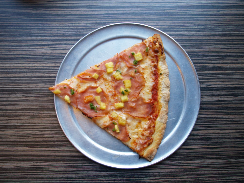 pizza special: the hawaiian