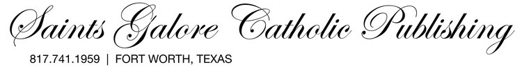Saints Galore Catholic Publishing