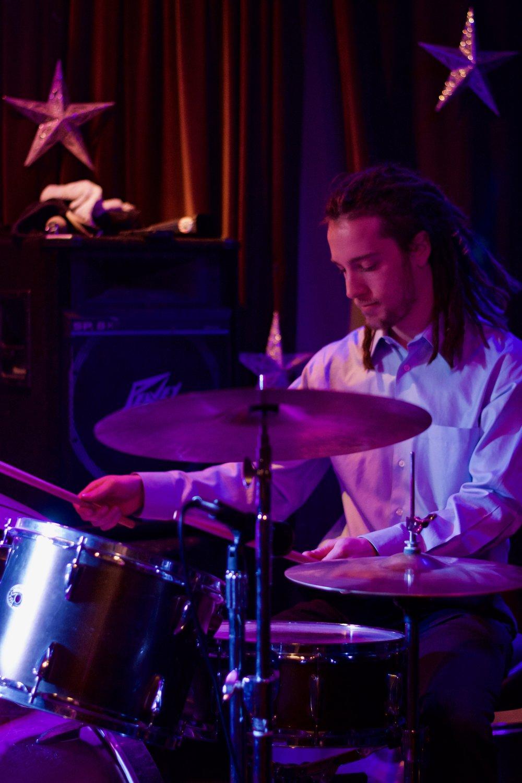 Julian Daniell - Drums