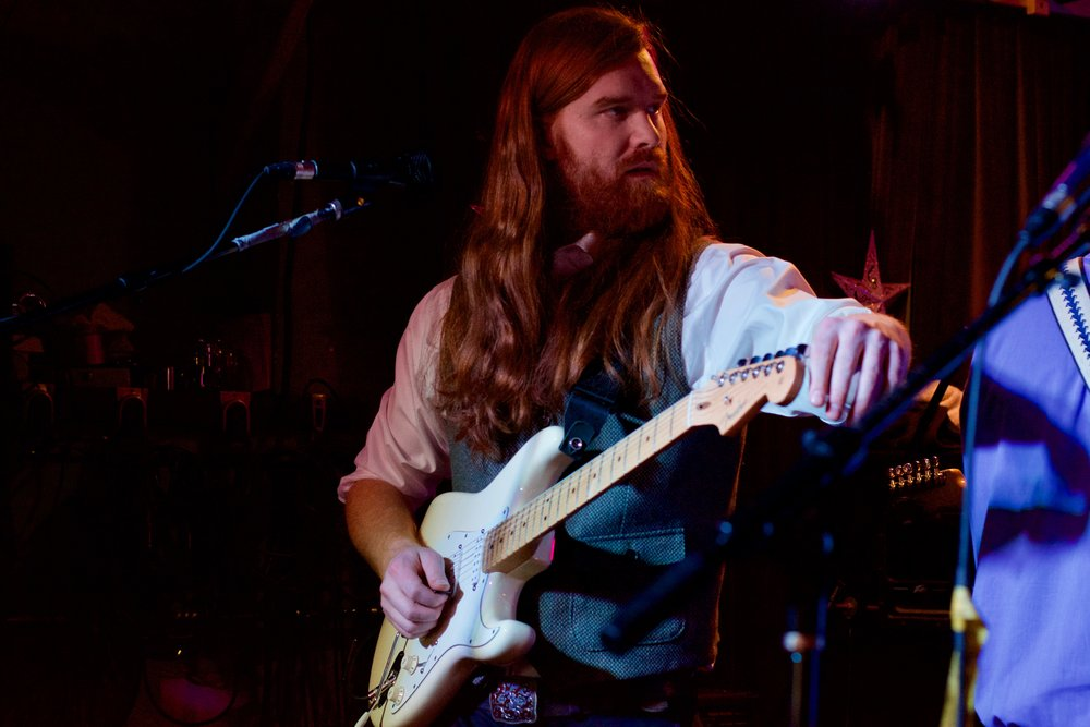 JB Bartlett - Guitar