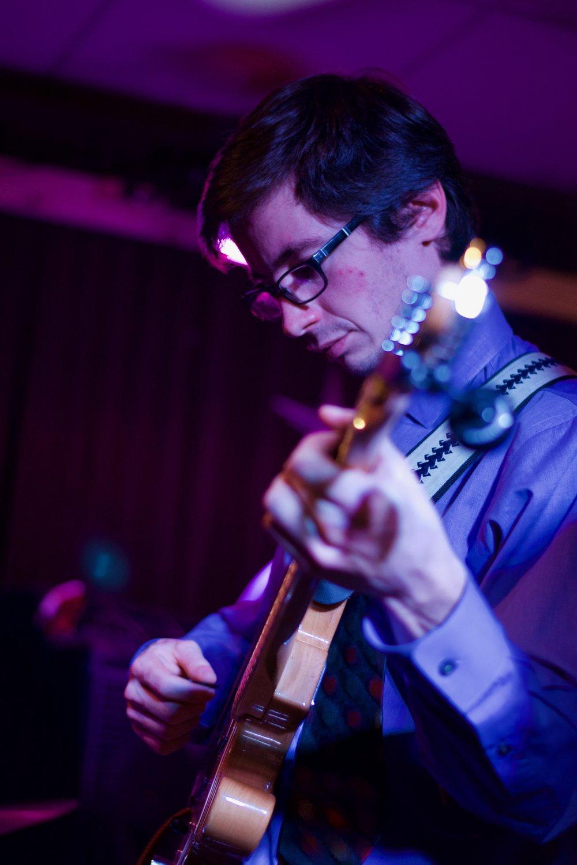 Dan Gianaris - Guitar
