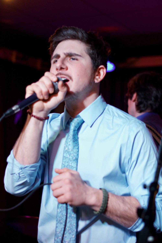 Frank Valenzano - Vocals