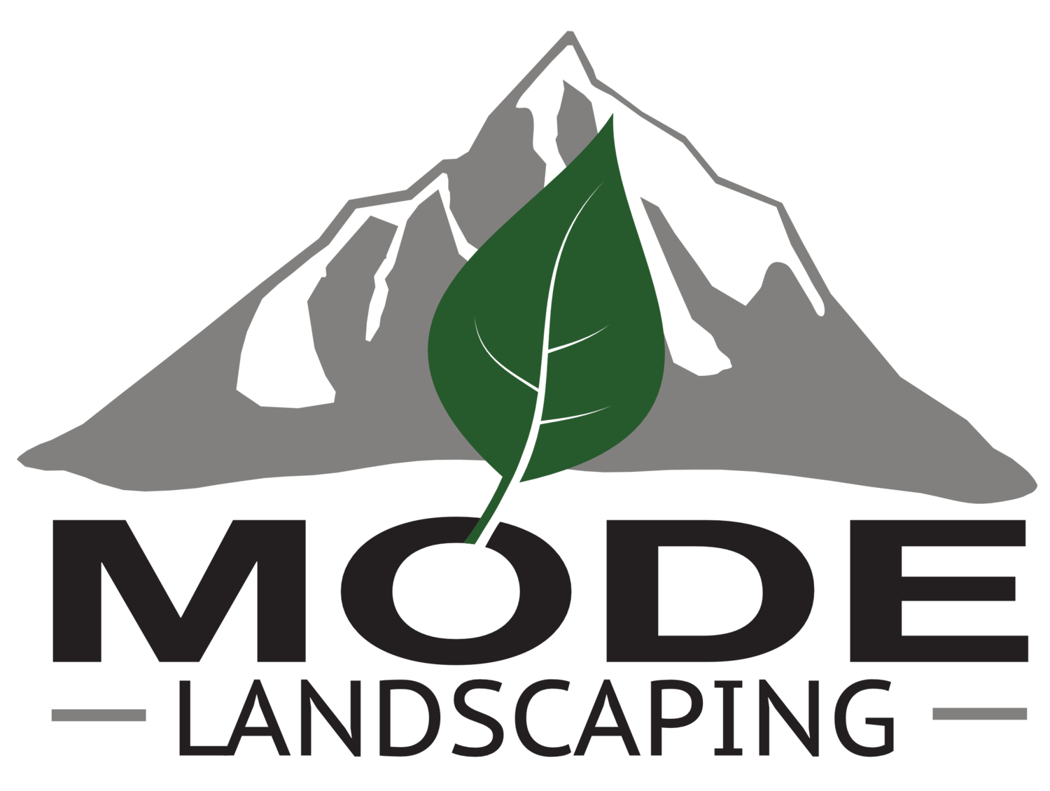Mode Landscaping | Quality landscape construction and maintenance services | Calgary and area
