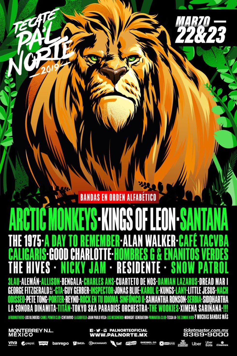 Pal Norte 2019