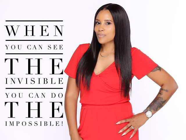 ". . Sometimes we have dreams and never make a move on them because we can't clearly see all the details so we say to ourselves ""they must not be real!"" . I'm here today to tell you ""THEY ARE REAL."" So pray for clarity BUT take action to make them REALITY! . Now let's go GET IT🤑💪🏾 . #lashawnmichelle"