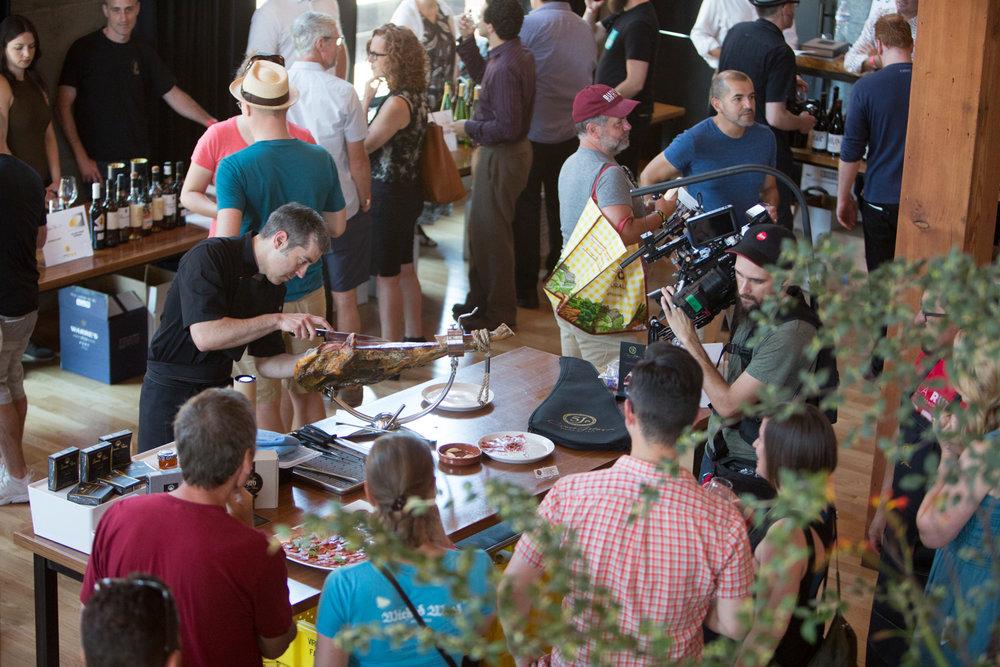 La Ruta Festival - Saturday trade show  - 00689.jpg
