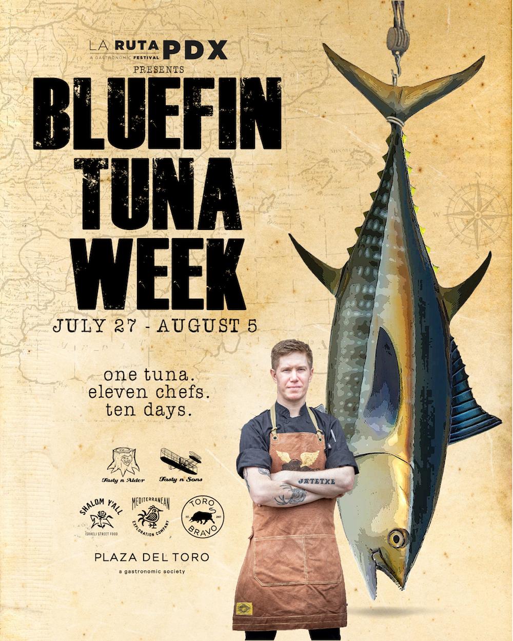 Bluefin Tuna Week