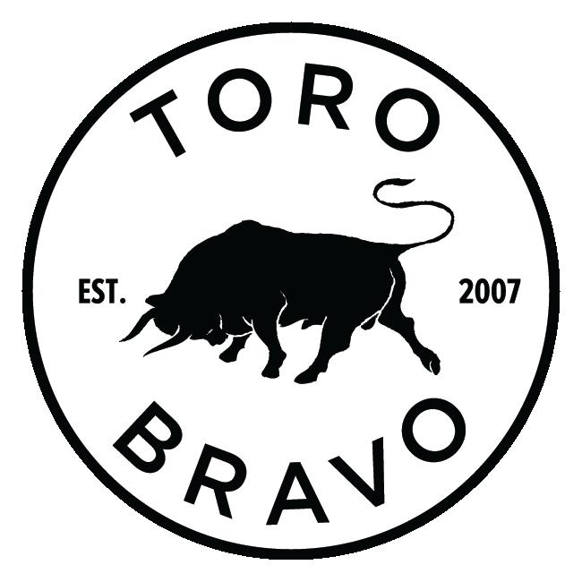 Toro Bravo Logos 2016_Toro Bravo Logo - Black on White Outline.png