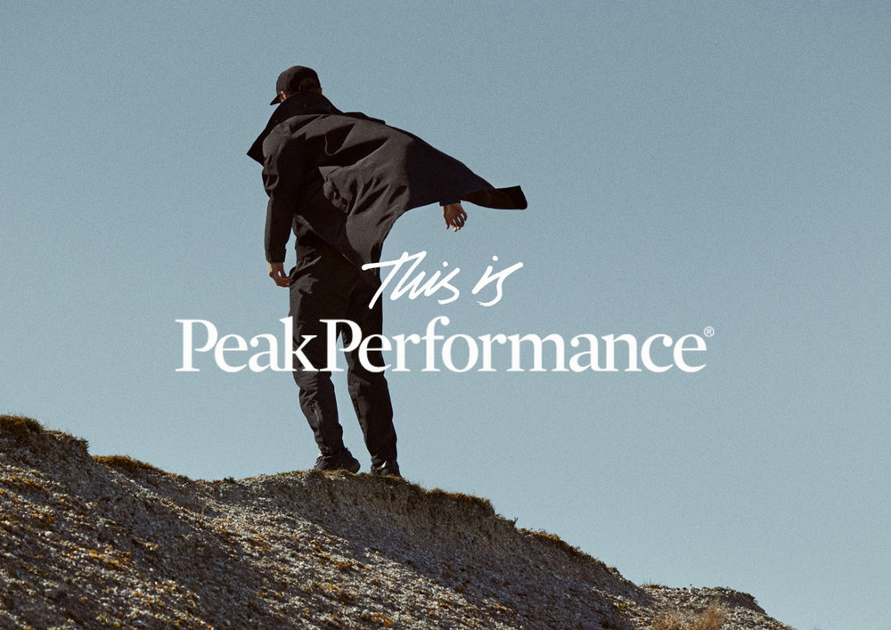 Rickard Sund - Peak Performance