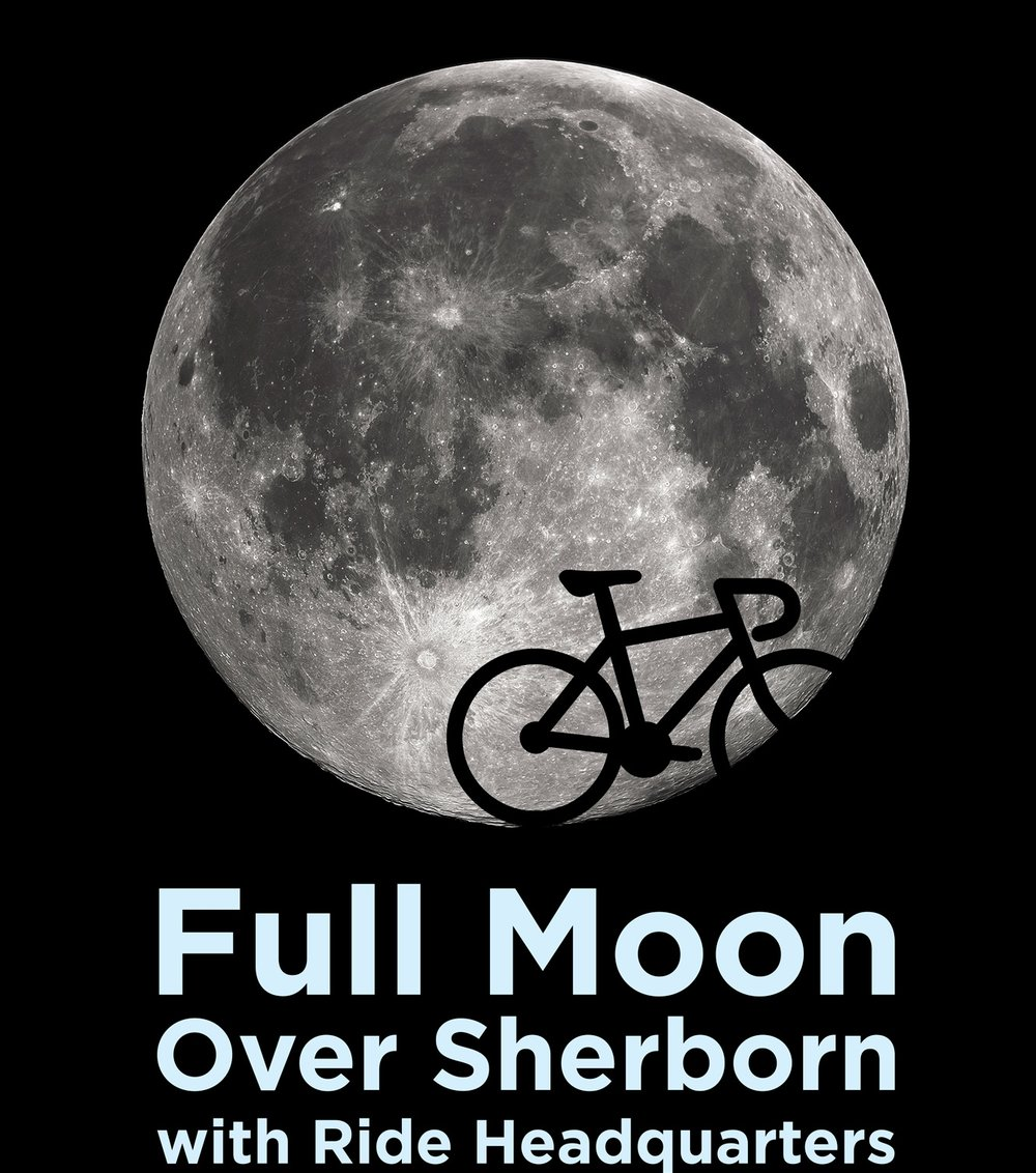 Full Moon Over Sherborn 2019 — The Ride Shortlist
