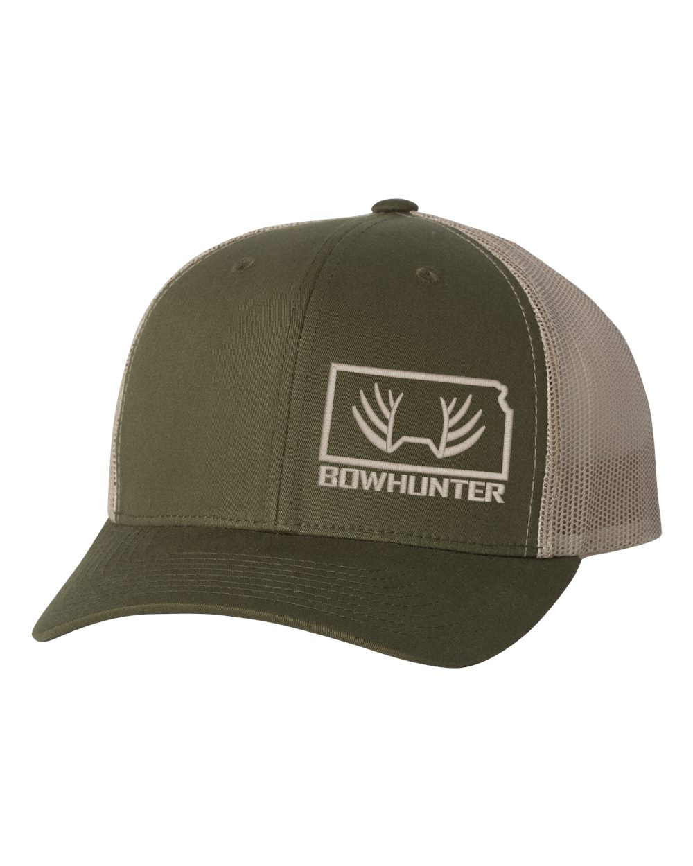 f64287ba87702e Kansas Bowhunter State Hats — Bow Only Outdoors