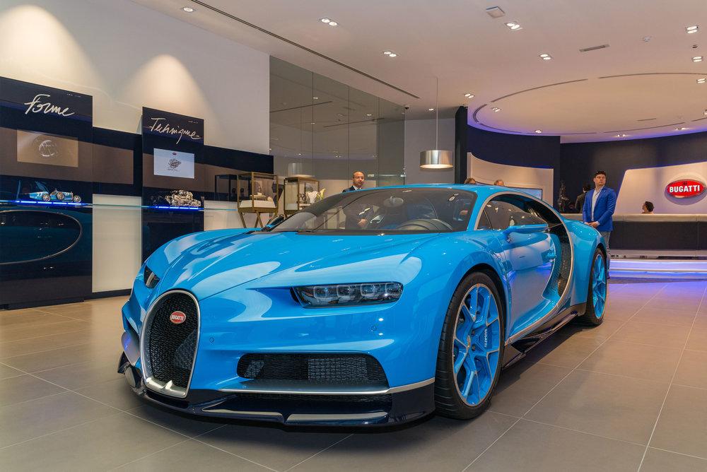 Bugatti Showroom Launch, Dubai — MASN on aston martin showroom, alfa romeo showroom, audi showroom, rolls royce showroom, dodge showroom,