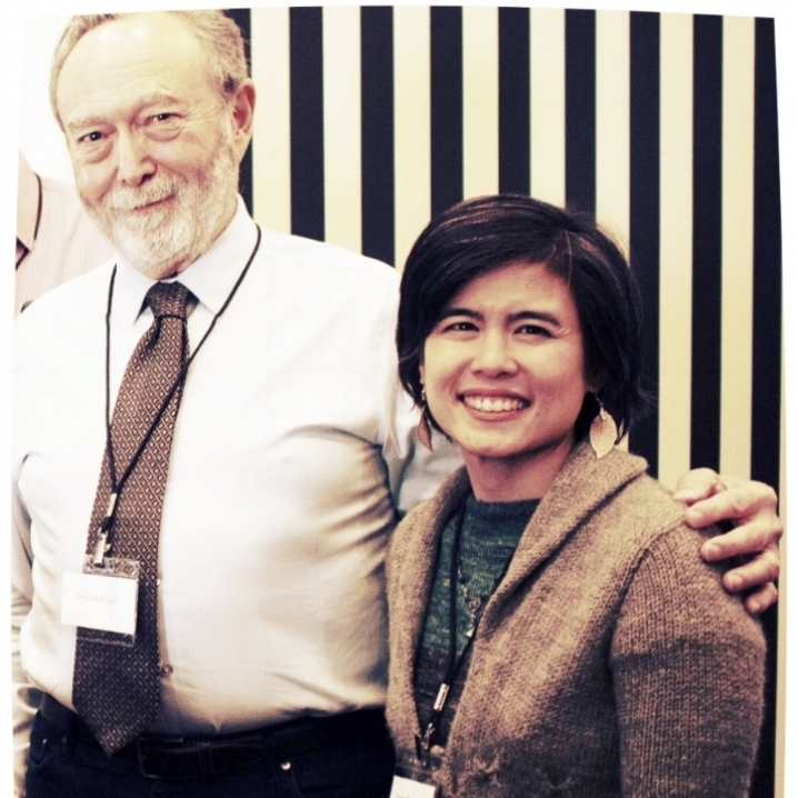 CONSULTATIONS AND TRAININGS  Featured here with Dr. Stephen Porges, author of Polyvagal Theory at the Somatic Psychology Conference in Berkeley, Ca September 23-25, 2017.  Watch my free video on how to manage anxiety and feel more present in your life through grounding exercises.