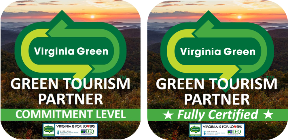 2 LEVELS OF VAGREEN CERTIFICATION                          MORE INFO    HERE