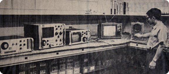 CATV analyzing equipment