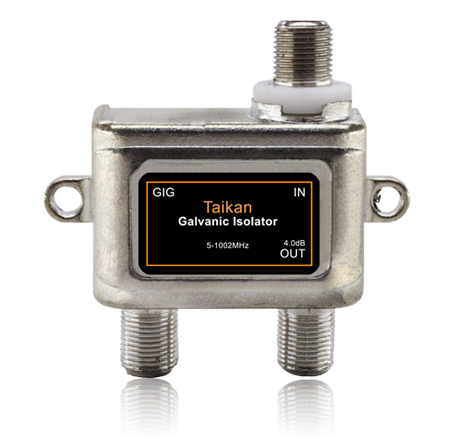 drop passives Galvanic isolator drop taps t & L shape taps horizontal and vertical splitters