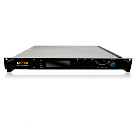 1550 Optical Transmitter NTSC PAL DIGITAL catv fiber hfc taikan scte