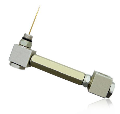 right angle adapter for broadband cable network by taikan scte iso
