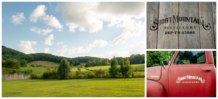 Short Mountain Distillery is nestled in the rolling hills of Tennessee.