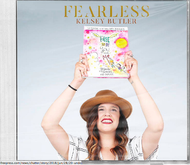 20 Under 40 - Chatter Magazine announces founder, Kelsey Butler, as one of their 2018 20 Under 40 winners