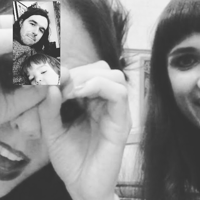 Emma & Pınar Öğün entertaining us on the Facetimes whilst backstage in Holyhead, Anglesey. We'll miss being remotely entertained by the Enough is Enough crew.