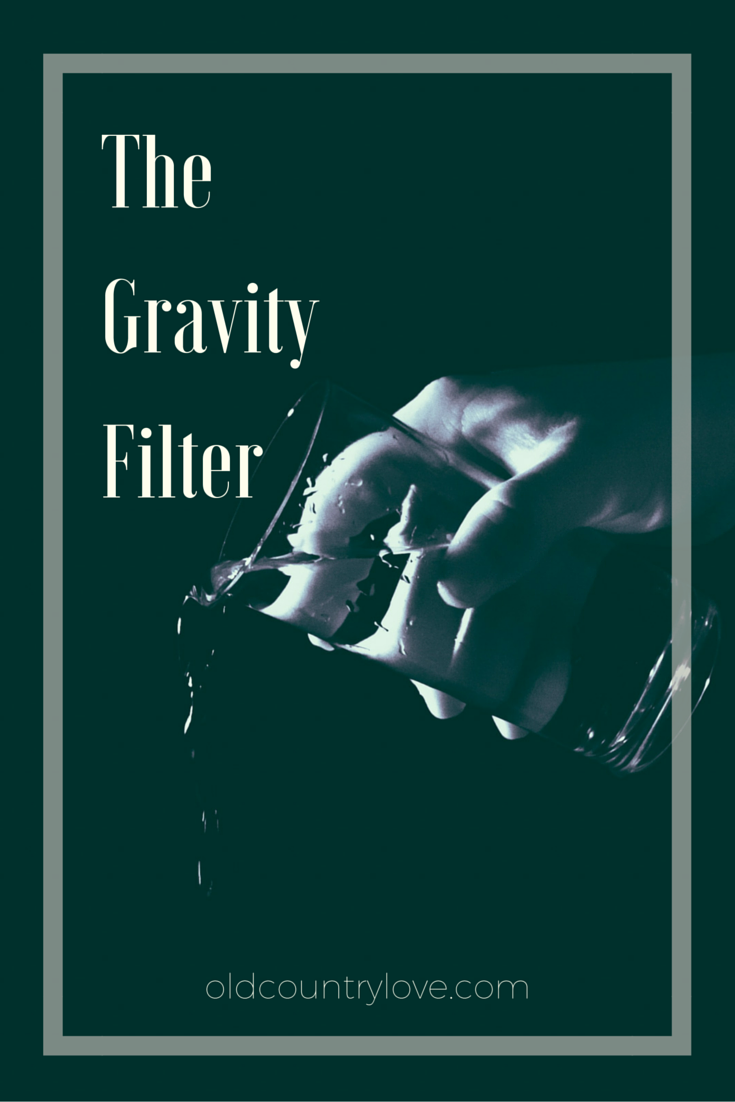 The Gravity Filter PIN ME!!