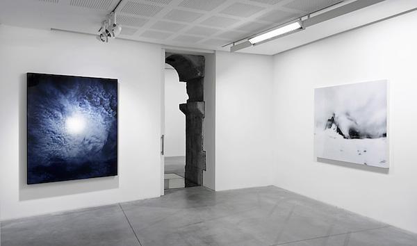 Eric Bourret - Centre d'Art Le Moulin / La Valette - 2011