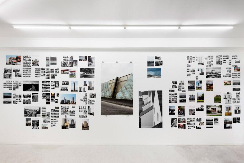 Camille Fallet - Galerie Cour Carrée / Paris - 2015