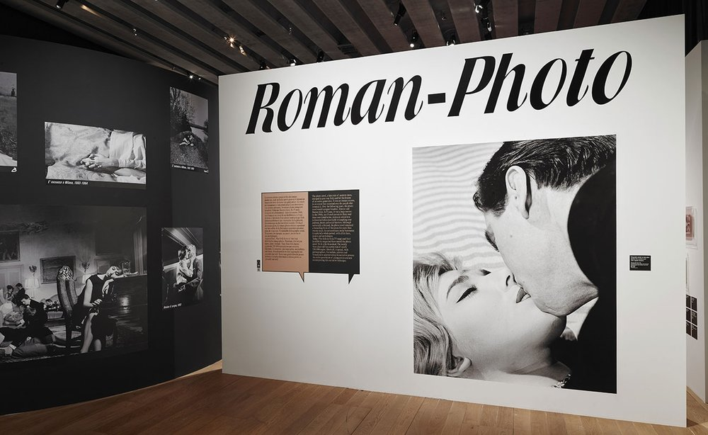 Exposition Roman Photo - Mucem - 2017
