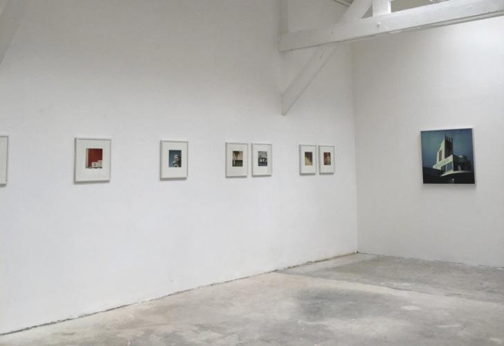 Marco Barbon - Galerie Clémentine de la Féronnière / Paris - 2016