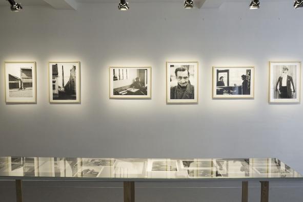 Claude Venezia - galerie ZEMMA - Marseille - 2018