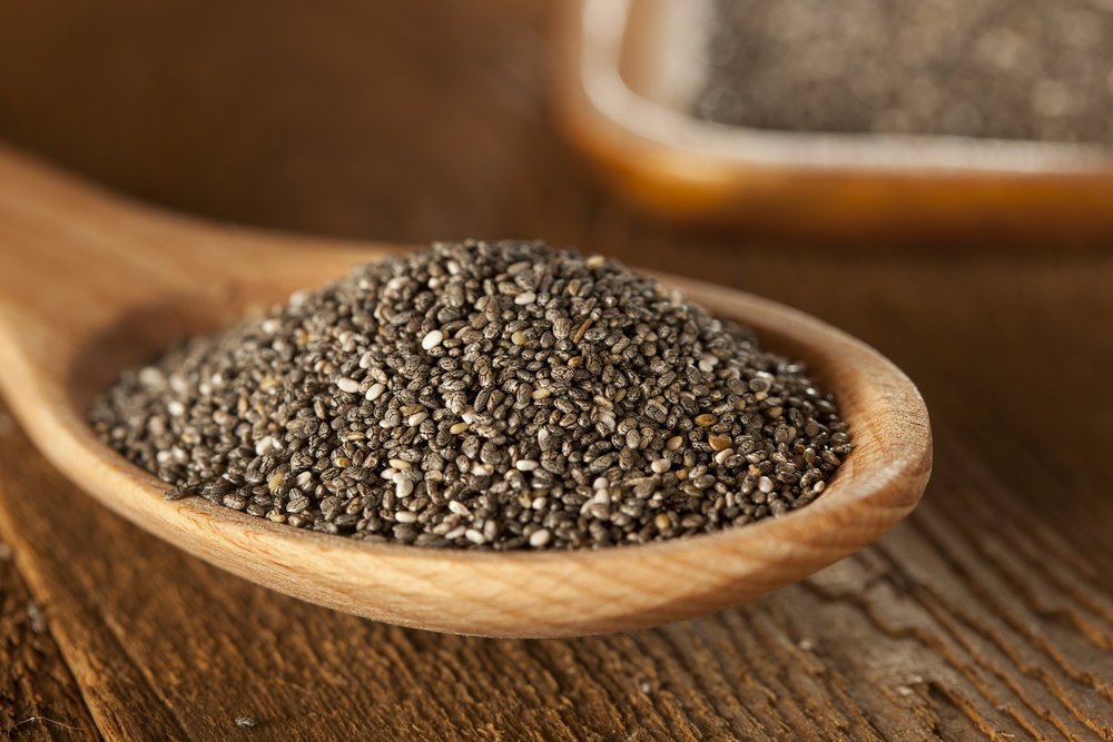 Chia seed: Source of Omega-3