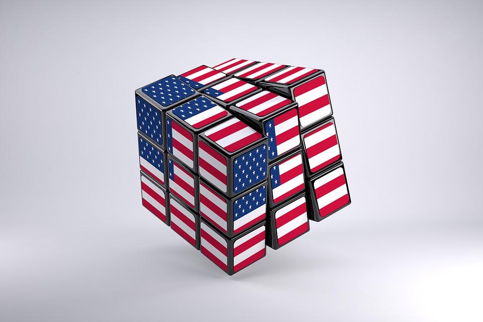Political Rubix Cube