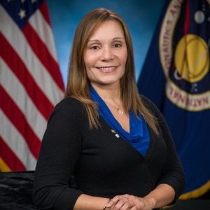 """AUGMENTED-REALITY TRAINING - Evelyn Mirallesserves as Principal Engineer and lead VR innovator for the Virtual Reality Laboratory (VRLab), an astronaut training facility at NASA Johnson Space Center. The VRLab was established in the 1990s and has been an integral part of the Space Shuttle and the International Space Station (ISS) programs. Evelyn has worked at NASA for over 20 years as part of the ISS support team for Extra Vehicular Activities or Spacewalks and Robotics operations. She has been recognized with multiple awards, including the prestigious NASA Flight Safety Award in 2012, given exclusively by the Astronaut Crew Office, and the Outstanding Employee Performance Award from her direct employer, CACI International,a prime contractor in aerospace and defense systems. Evelyn also was mentioned for her contribution as a software developer in """"Wings on Orbit,"""" a book about the Space Shuttle program scientific and engineering legacy.Evelyn's work has garnered awards for virtual reality software developed for the VRLab. She earned recognition with the Outstanding Flight Software award for co-writing the state-of-the-art """"Dynamic Onboard Ubiquitous Graphics"""" (DOUG), a flight software system that has been used to train astronauts for every space shuttle and ISS mission since 2000. DOUG has been distributed to all NASA centers and other institutions around the world supporting international space partners. Evelyn is the recipient of the NASA Exceptional Award for Innovation for her work on the Engineering DOUG Graphics for Exploration software (EDGE), which has been delivered to US universities, including research facilities.Recently, Evelyn was nominated for the Distinguished Alumni Award from the University of Houston at Clear Lake Texas for her volunteer contributions in the community and her work in space exploration advancement. She also serves as the EVA Technical Chair member for the American Institute Aeronautics and Astronautics (AIAA) Houston Chapter. Eve"""