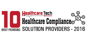 Healthcare Tech Outlook named Axiad IDS among its Top 10 Most Promising Healthcare Compliance Solution Providers in 2016