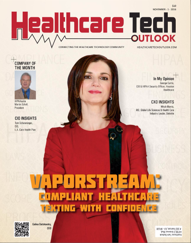 Axiad IDS Featured in Healthcare Tech Outlook Magazine