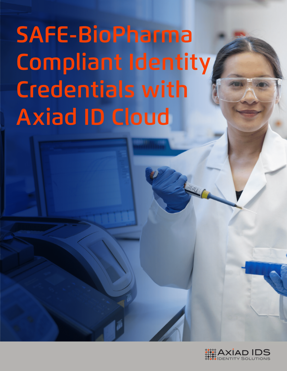 SAFE-BioPharma Compliant Identity Credentials with Axiad ID Cloud
