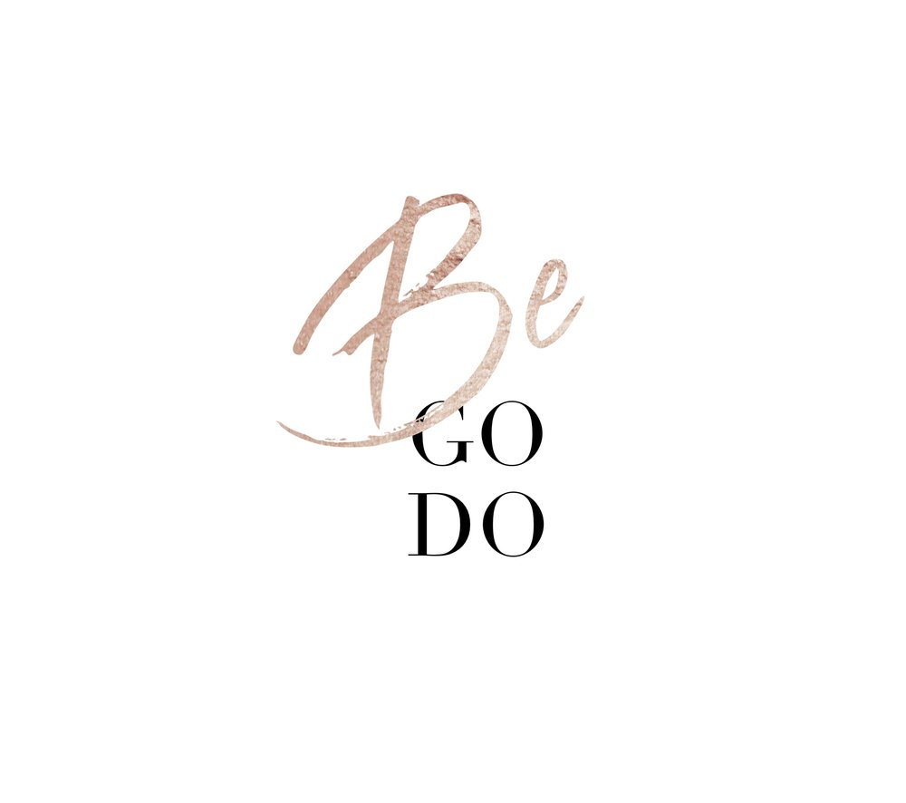 BE who God called you to be - GO where God called you to go  DO what God called you to do!