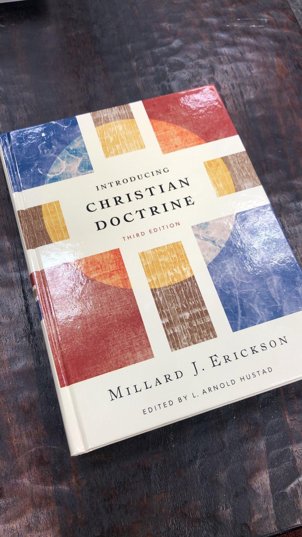 Introducing Christian Doctrine