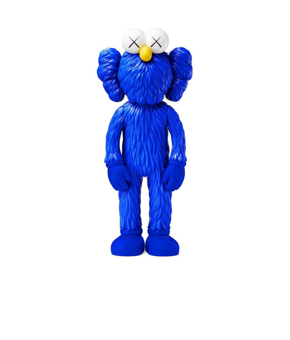 BFF (Blue), 2017