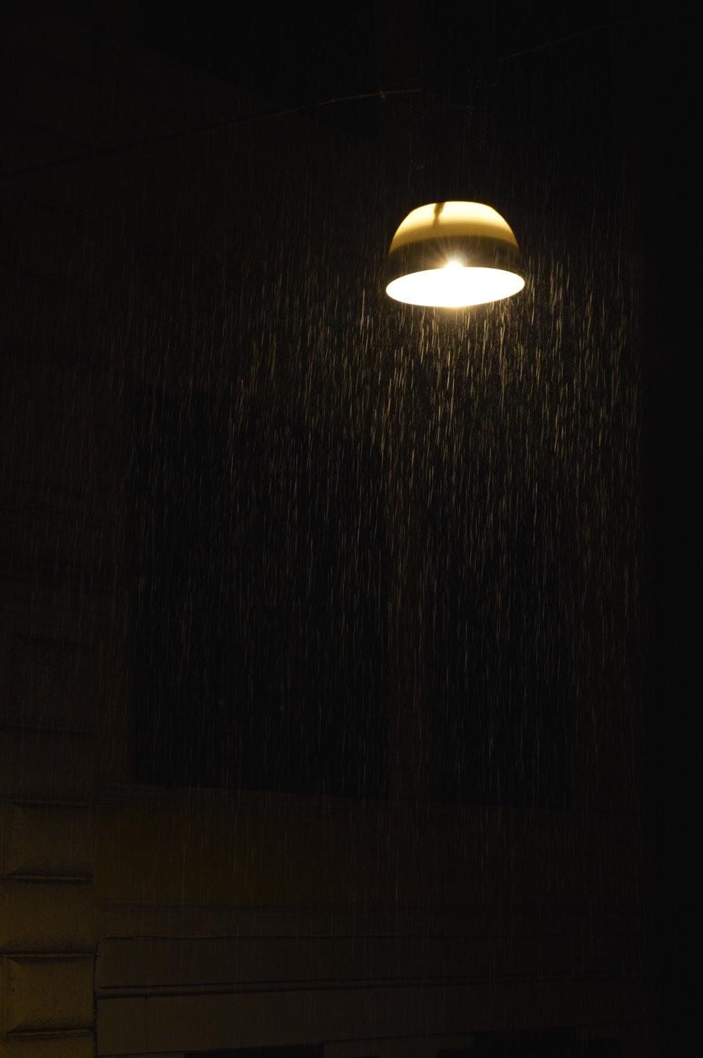 Alessandro Pizzo - Roma con la pioggia.JPG