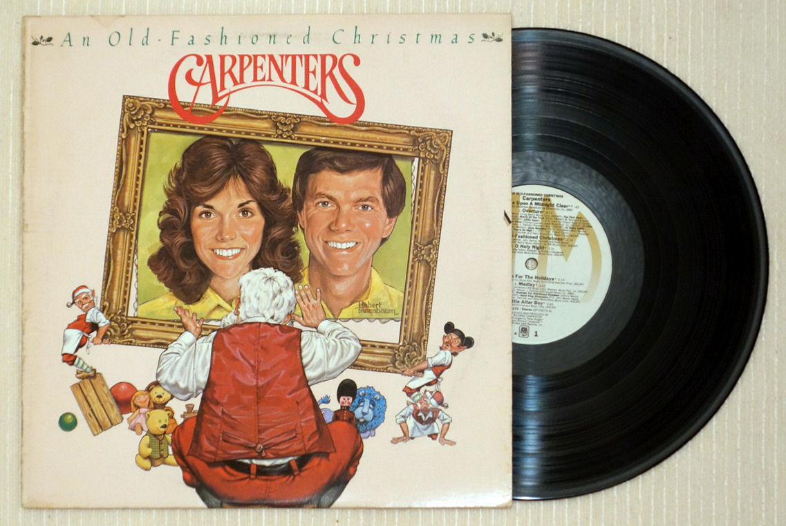 Carpenters Christmas.A Carpenters Christmas Klix